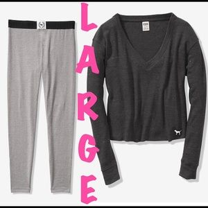 Large PINK 2-Pc. Outfit Set